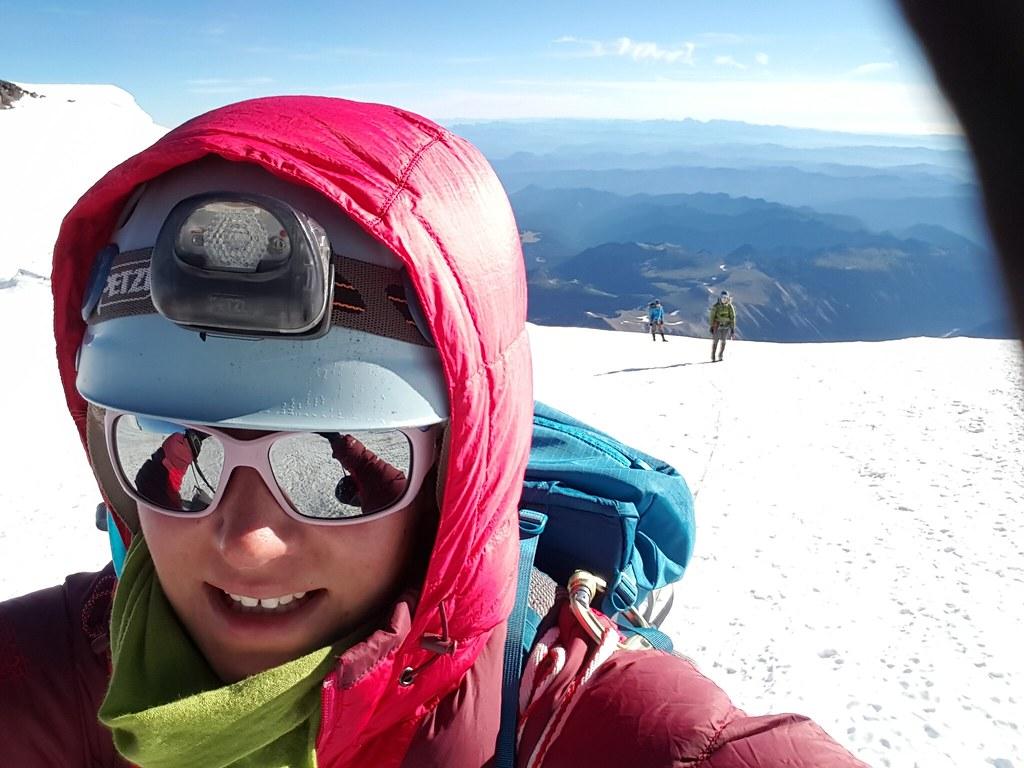 Mount Rainier Climb
