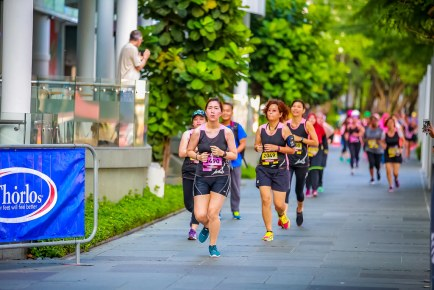 Mizuno Women's Run 2018