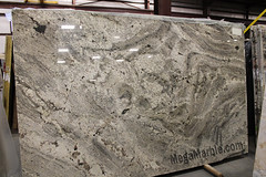 Bianco White Paradiso Natural Stone Granite Slabs
