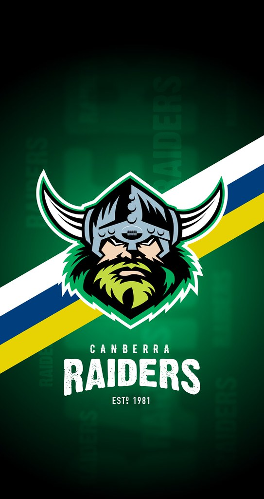 Iphone X Logo Wallpaper Canberra Raiders Iphone 6 7 8 Lock Screen Wallpaper Flickr