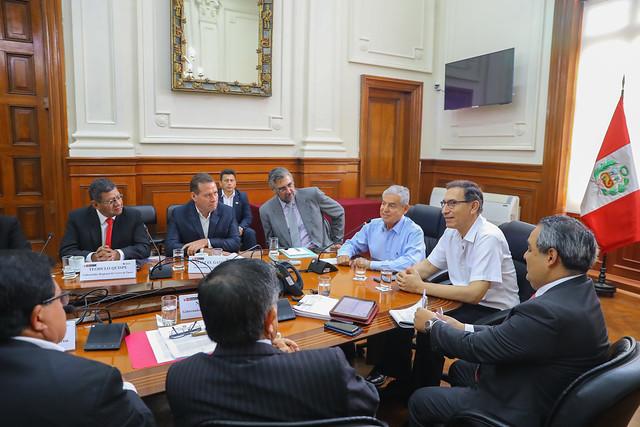 reunion gobernadores ultimas