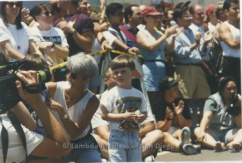 1995 - San Diego LGBT Pride Parade:
