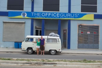 Gurus with no offices ;-)