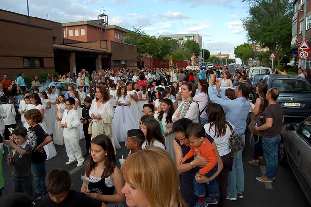 Fiesta Virgen de la Luz 2015