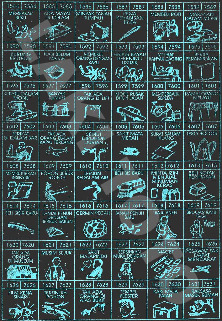 Mimpi Melihat Mayat : mimpi, melihat, mayat, Buku-Mimpi-Bergambar-4D-1584-1631, Buku-Mimpi-Bergambar-4D-…, Flickr