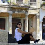 03 Viajefilos en el Prado, La Habana 04