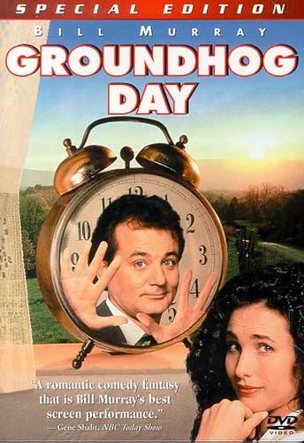 今天暫時停止Groundhog Day-2