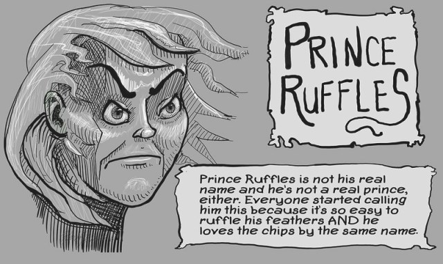 Prince Ruffle