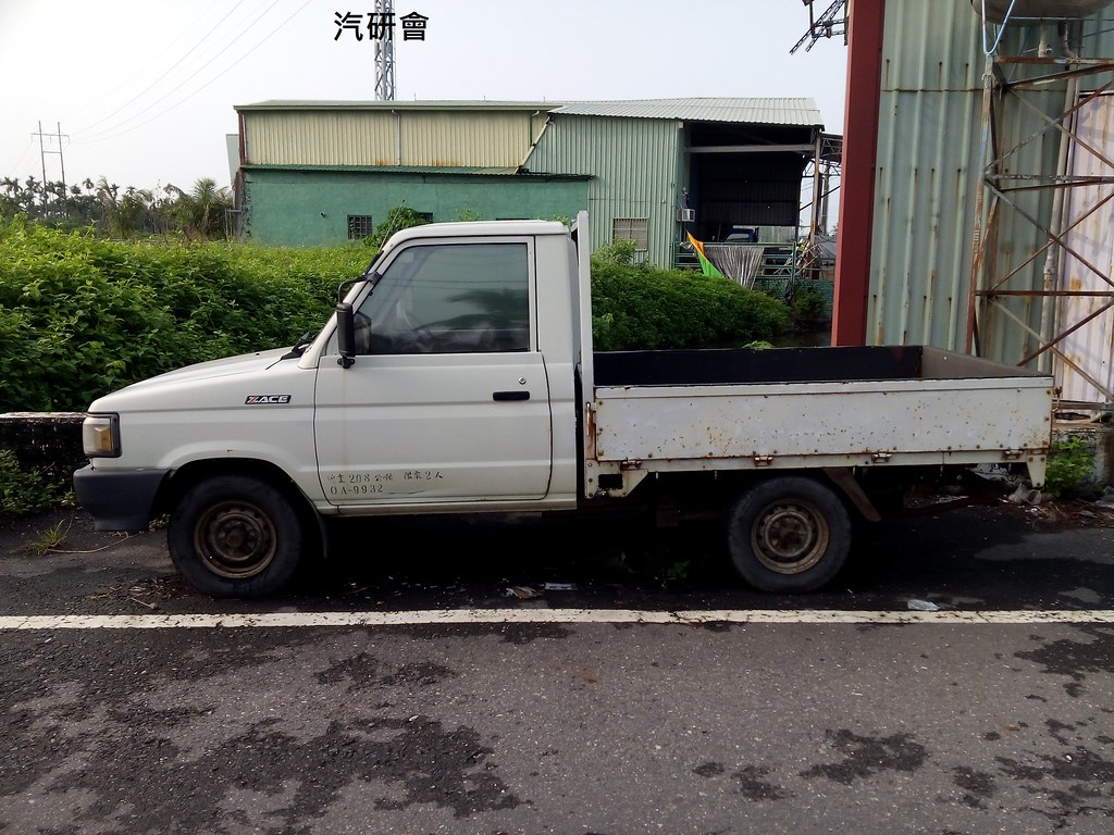 hight resolution of  toyota kijang pick up 1986 1996 toyota zace by