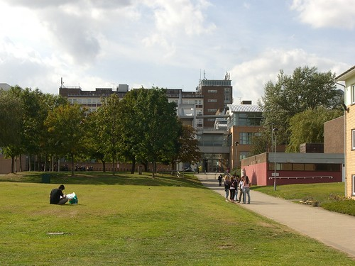 University of Westminster - East View