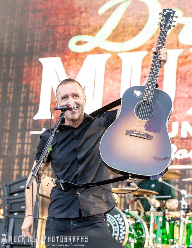 DROPKICK MURPHYS - Bunbury Music Festival 2018 - 6/2/18 - Cincinnati Ohio