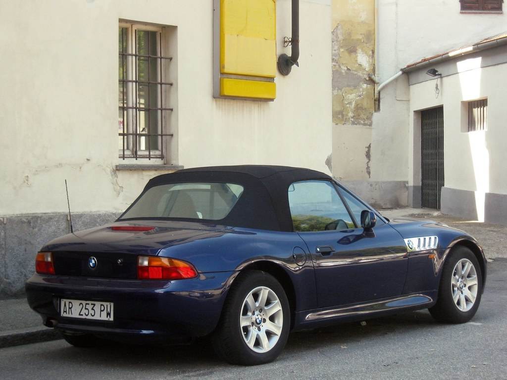 hight resolution of  bmw z3 roadster 1 8i 1997 by lorenzossc