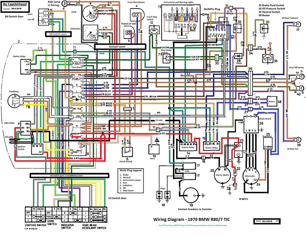 Wiring Diagram Bmw F800r