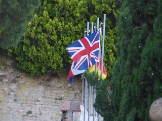 Park Hotel Le Fonti In Volterra Flags Including The Brit