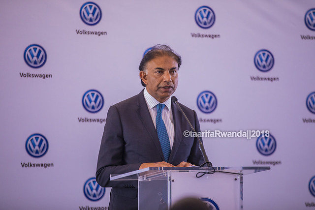Launch of Volkswagen Mobility Solution | Kigali, 27 June 2018 @ TAARIFA