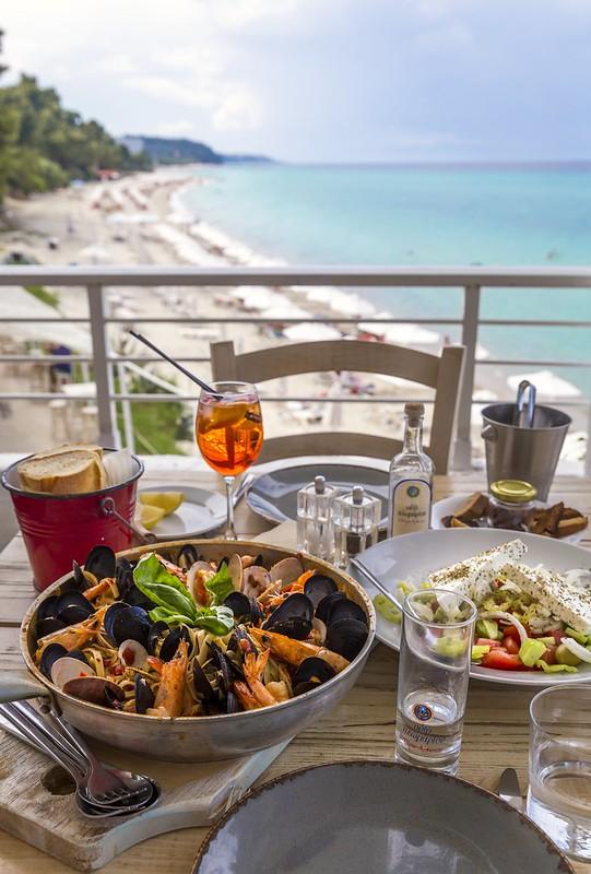 Do you like seafood?