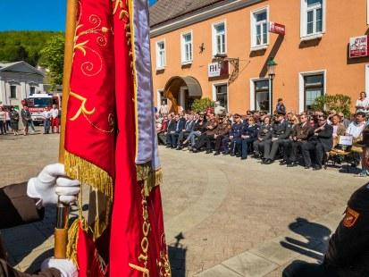 145 Jahre FF Feuerwehr Purkersdorf - 21. April 2018