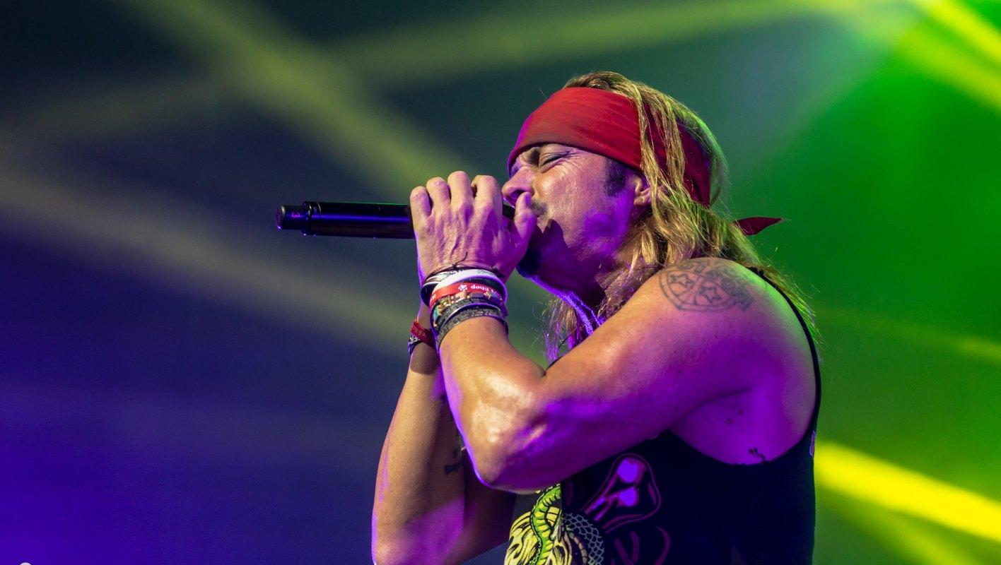 Poison - Riverbend Music Center Cincinnati, OH - June 2018