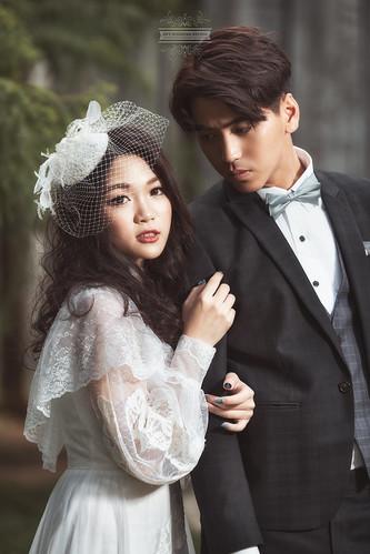 Pre Wedding   Characters: Mila Wan / 朱晉廷 Hmua: Iris Chen / 幸…   Flickr
