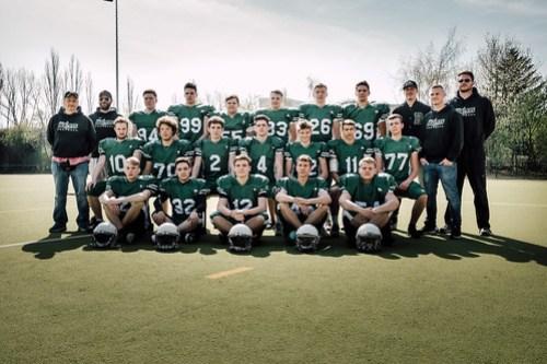A-Jugend Teamfoto 2018