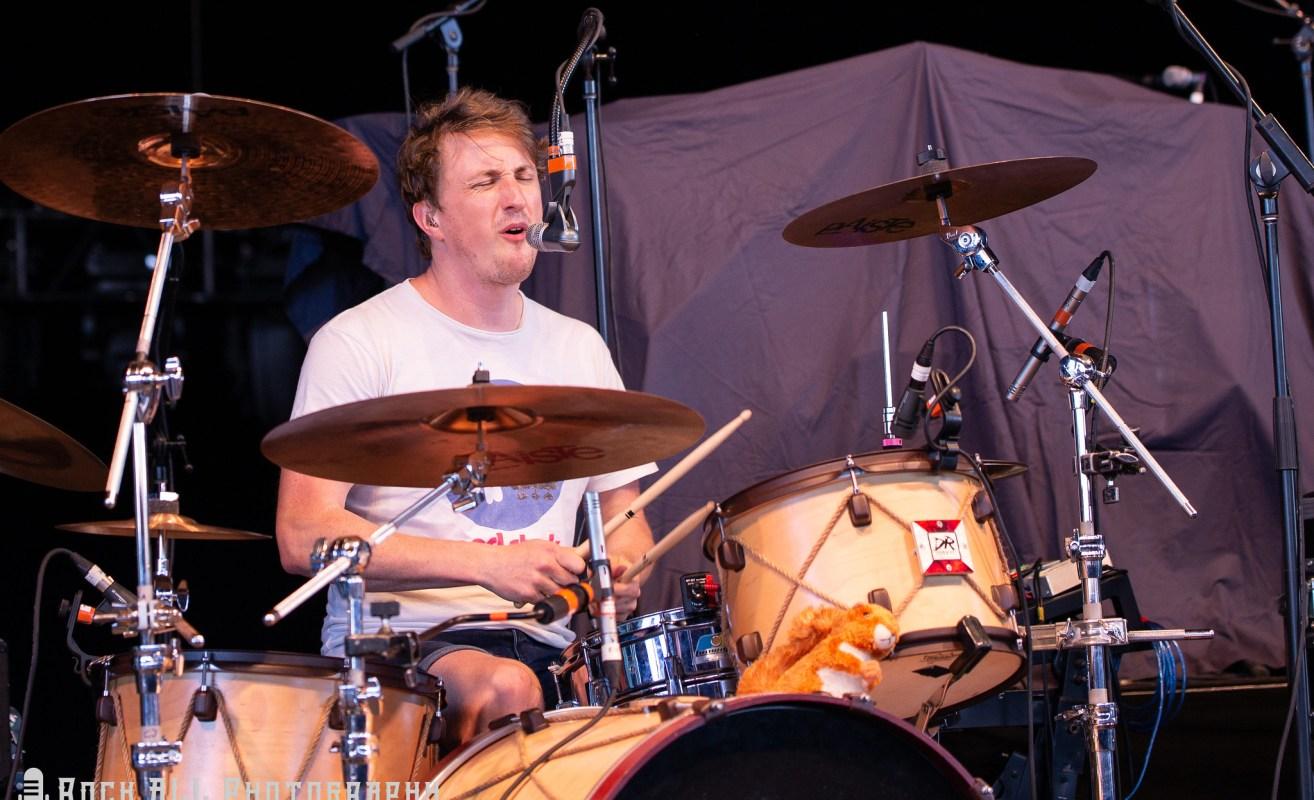 The Wombats - Riverbend Music Center Cincinnati, OH 7/6/18