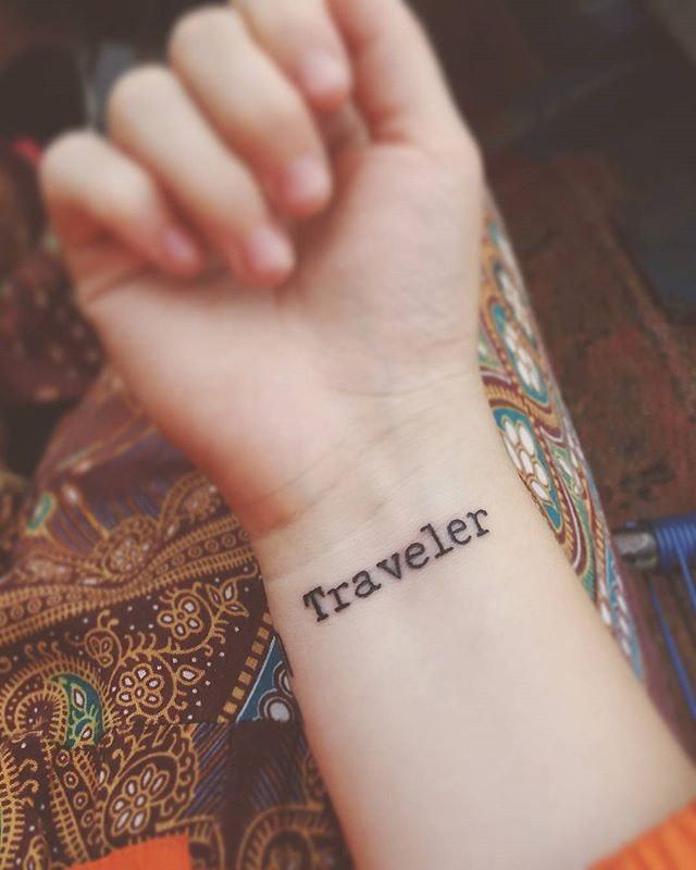 Te Gusta Viajar Minitatuajes Tattoos Tatuaje Tat Flickr