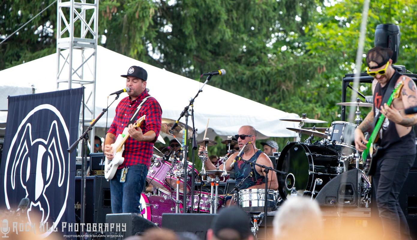 Alien Ant Farm - Inkcarceration Festival Day 2 - Mansfield, OH - 7/14/18