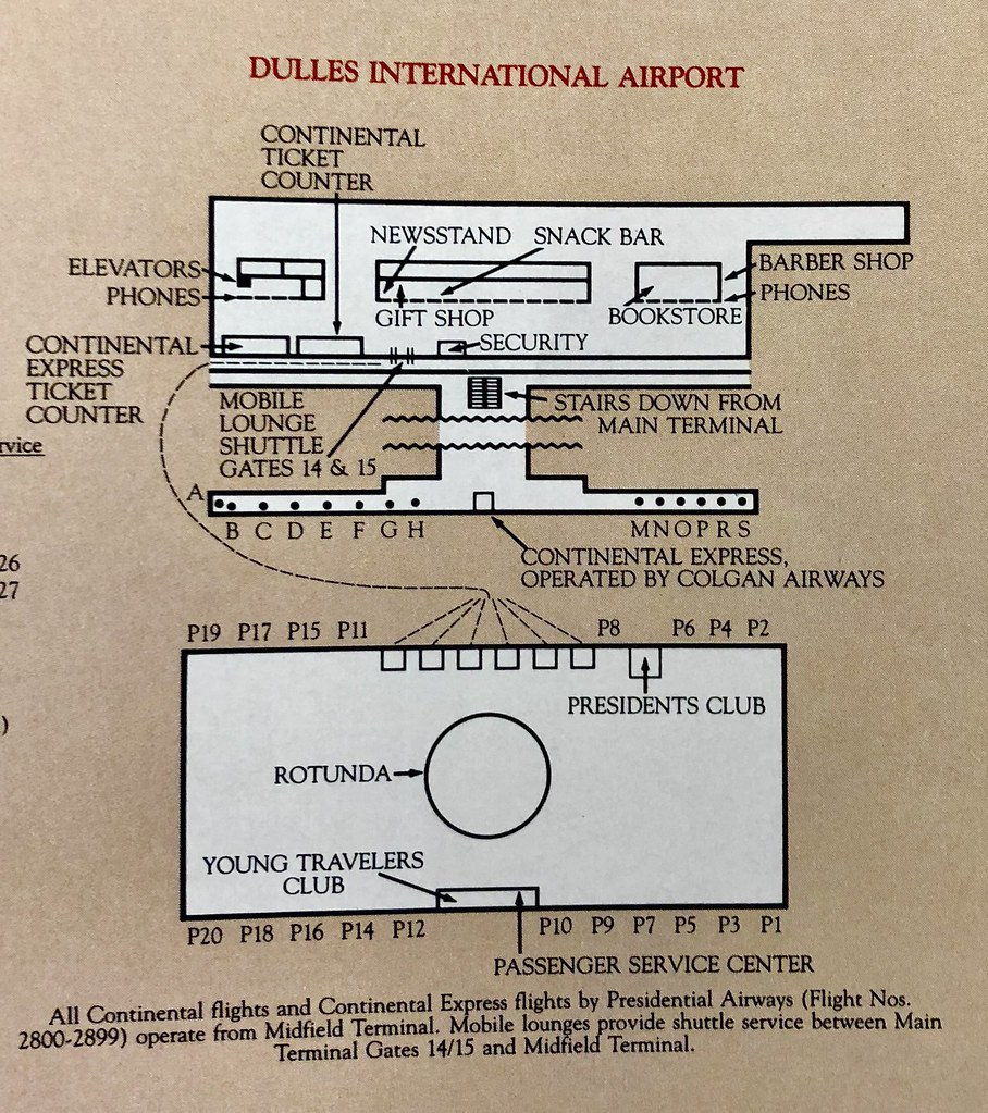 medium resolution of  continental iad diagram september 1987 by airbus777