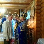 2018 07 20 All-Night Vigil in Kazan Church, Kyiv