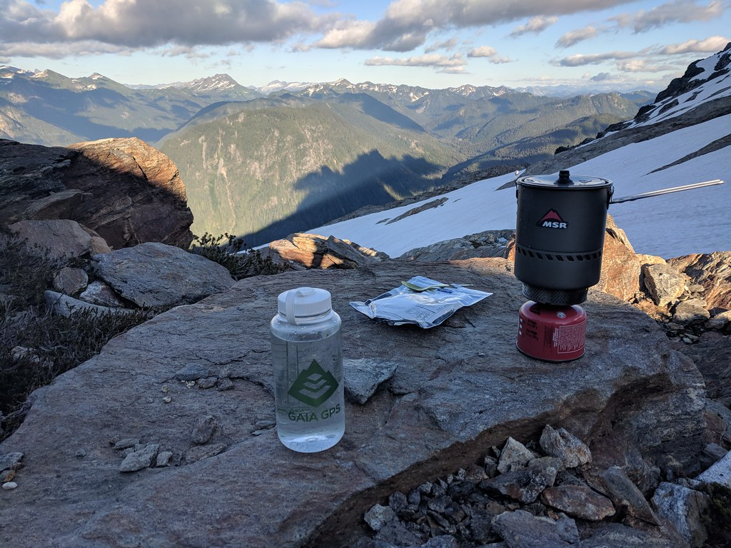 Mountain stove