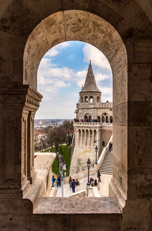 Fisherman's Bastion