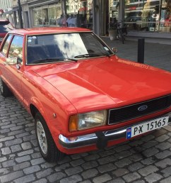 1977 ford taunus 1 6 by older and rare cars in norway [ 1024 x 768 Pixel ]
