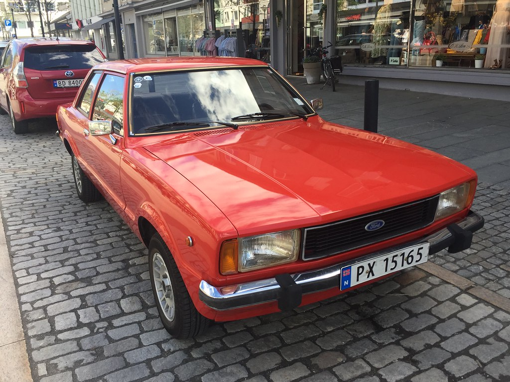 hight resolution of  1977 ford taunus 1 6 by older and rare cars in norway