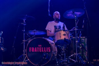 The Fratellis + Blood Red Shoes @ The Commodore Ballroom - April 26th 2018