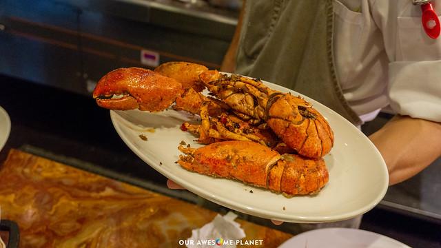 Marriot Lobster
