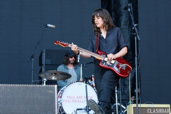 Courtney Barnett @ Shaky Knees Music Festival, Atlanta GA 2018