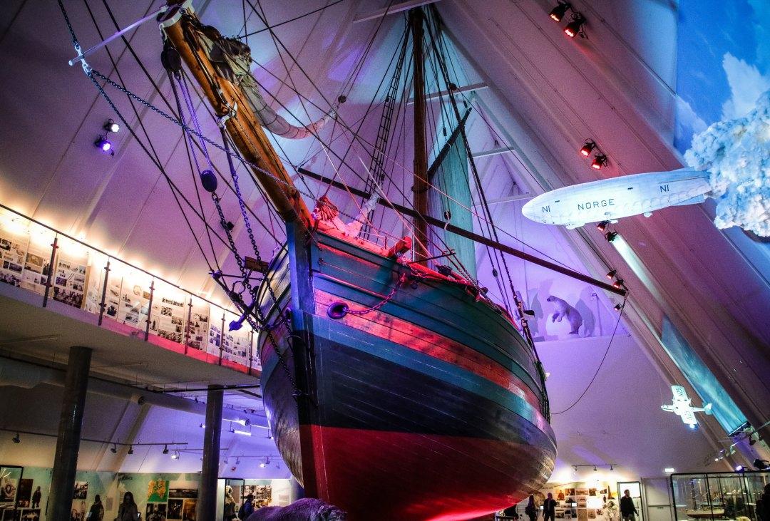 Museo Fram, Oslo