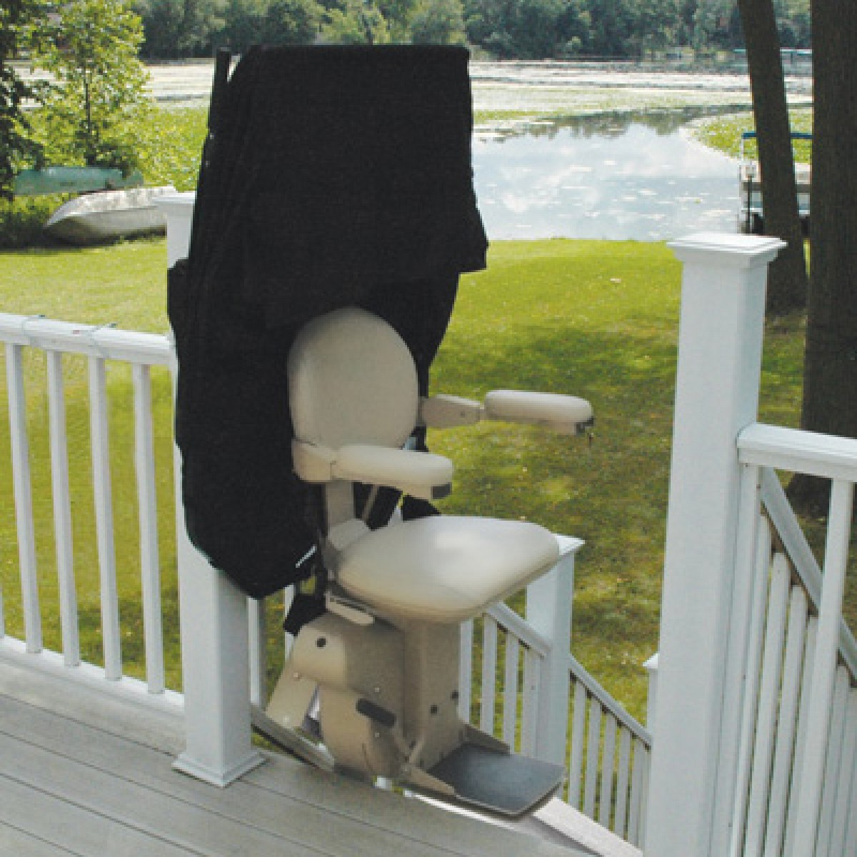 Outdoor Chair Lifts Mn Stair Lifts Approved Today Minnesota Liveability