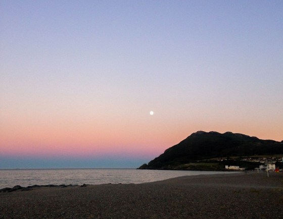 Bray Sunset