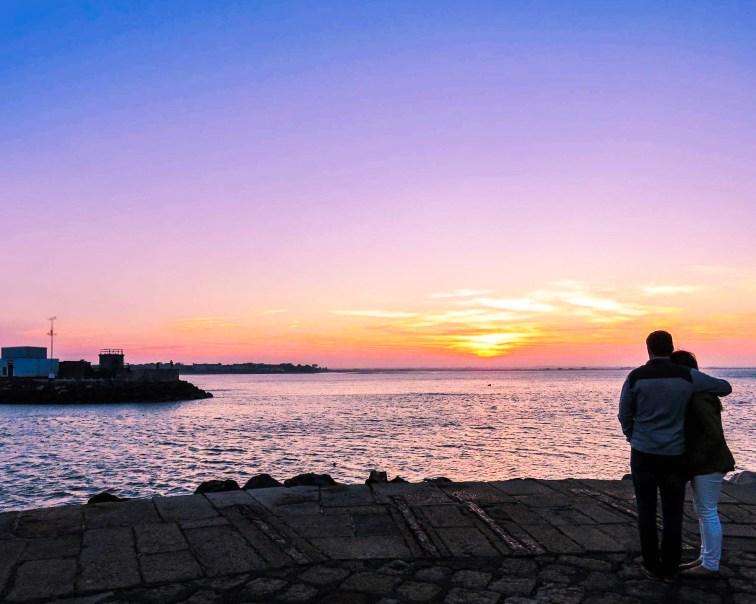 Sunset, Howth, Ireland