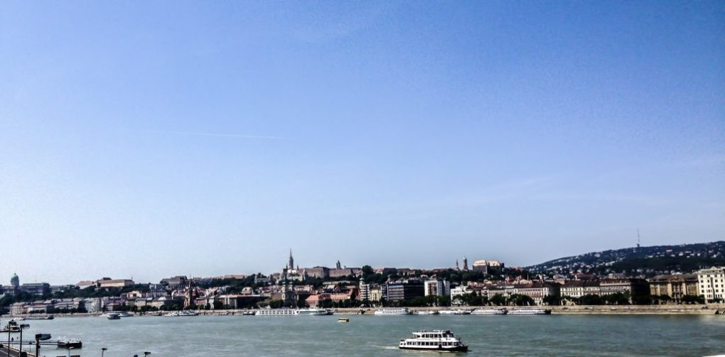 Interrail Itinerary stop 1 Budapest