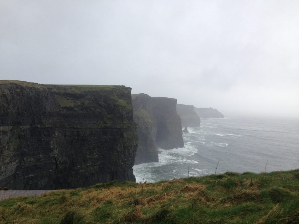 Visiting The Cliffs of Moher Weather
