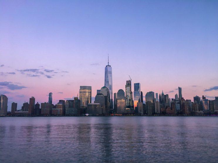 NYC Skyline, Jersey City