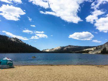 60 seconds Yosemite National Park