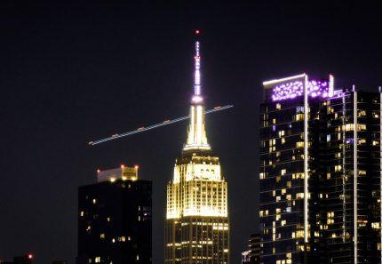 NYC Skyline, New Jersey
