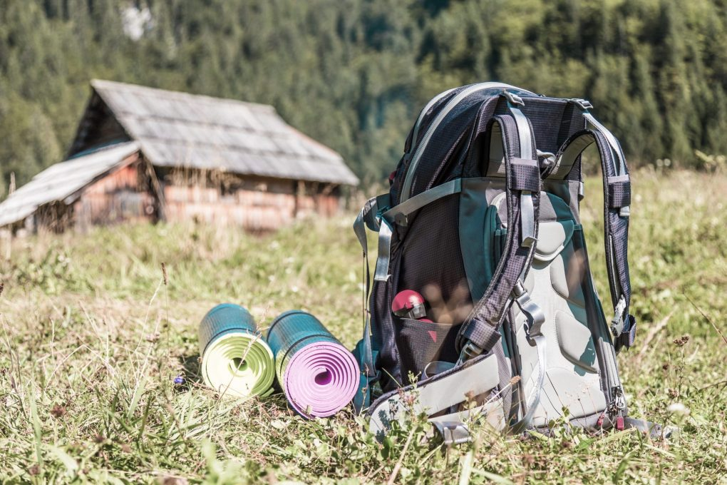 things to bring on a road trip rucksack or suitcase?