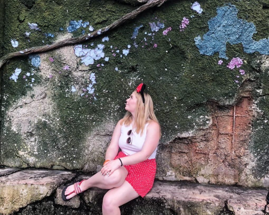 Disney Instagram Walls The Moss Wall Pandora Animal Kingdom
