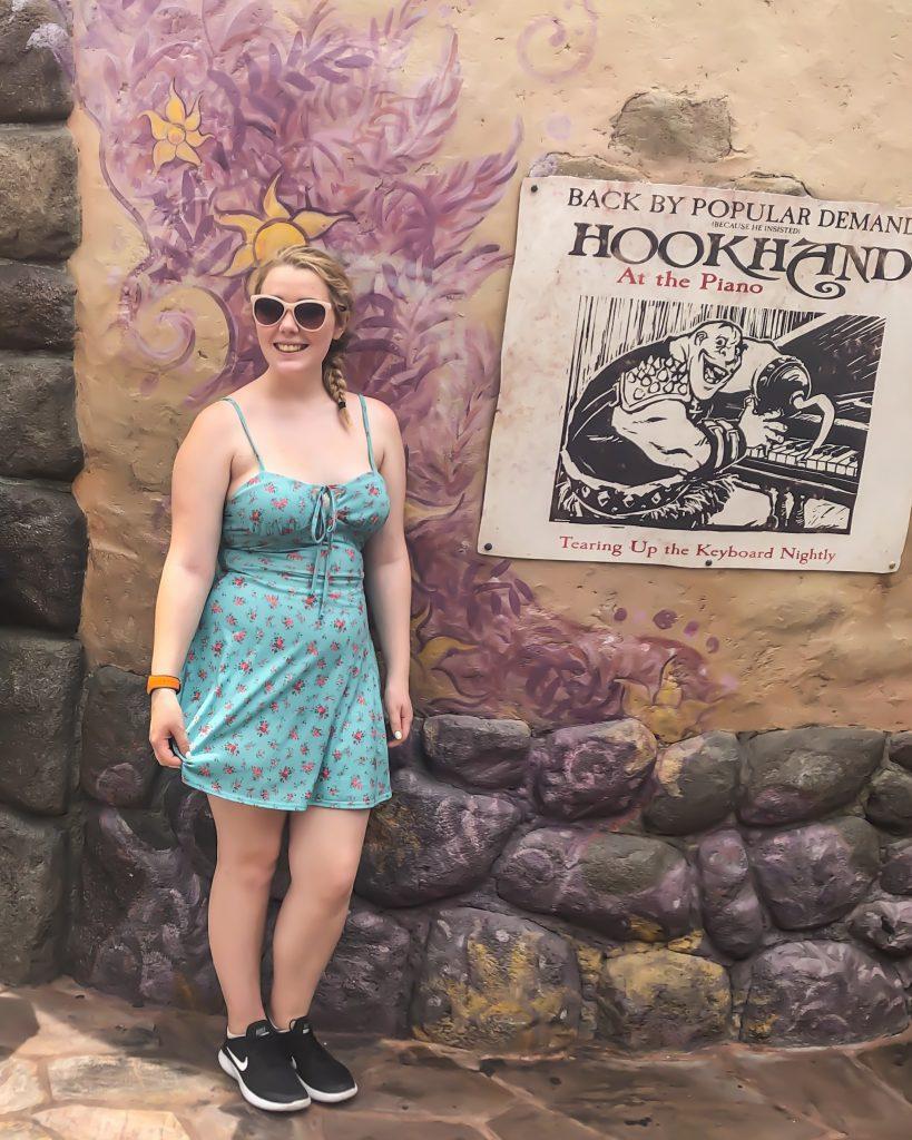 Disney Instagram Walls The Tangled Wall - Magic Kingdom