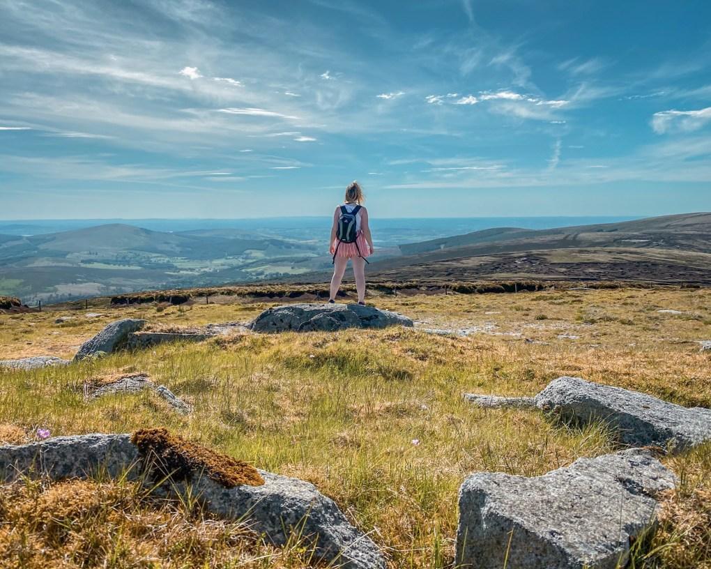 Hikes in Dublin Kippure