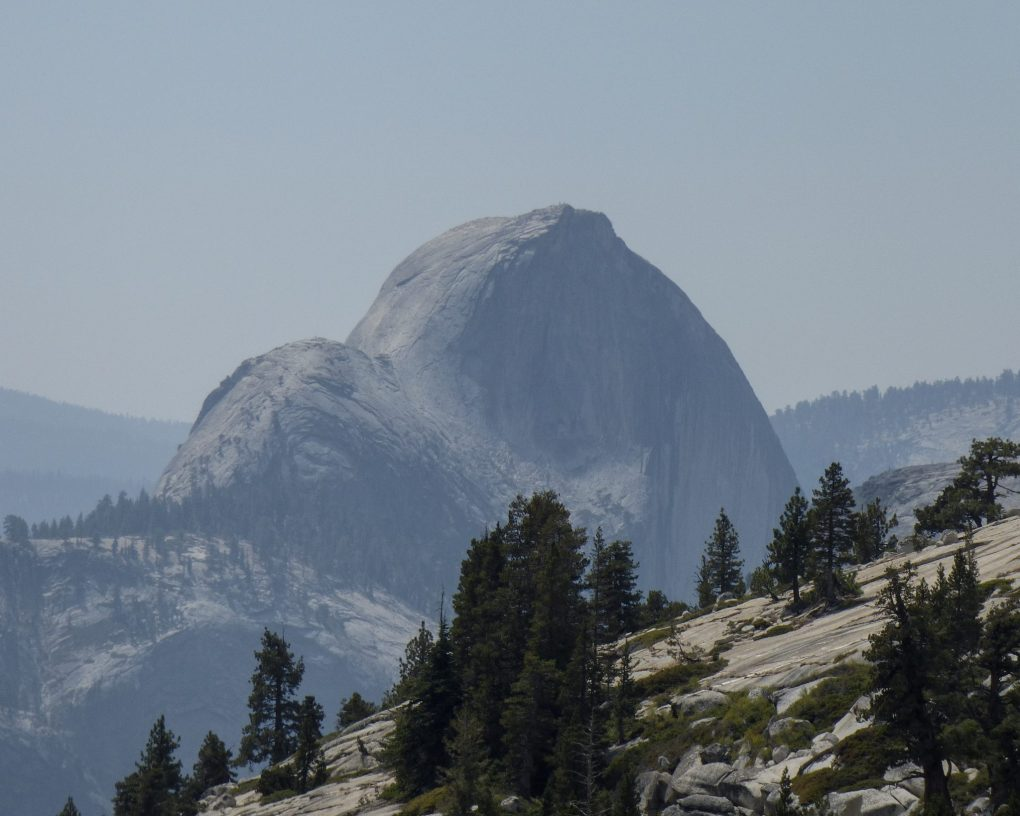 Olmsted Point at Yosemite National Park 2 days
